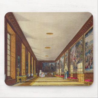 The Ball Room, Hampton Court, from 'The History of Mouse Pad