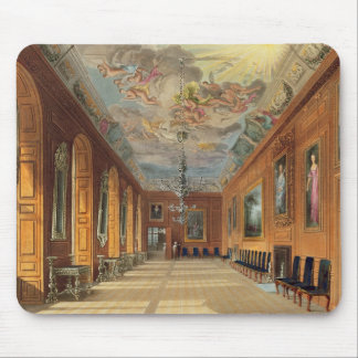 The Ball Room, Windsor Castle, from 'Royal Residen Mouse Pad