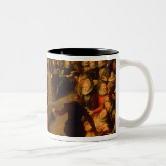 The Ball Two-Tone Coffee Mug