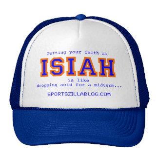 The Ballad of Isiah Cap