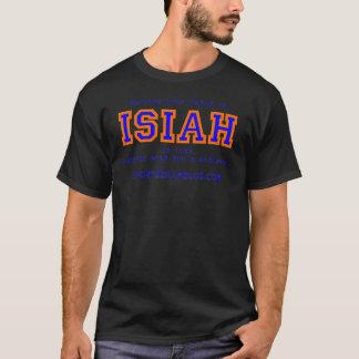The Ballad of Isiah Dark Shirt