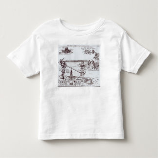 The Ballance or The Americans Triumphant Toddler T-Shirt