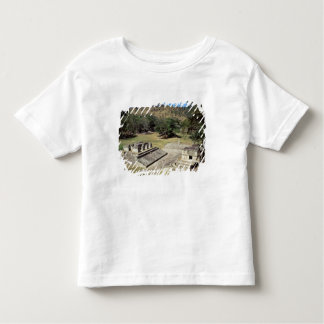 The Ballcourt in the Main Square, Classic Period Toddler T-Shirt