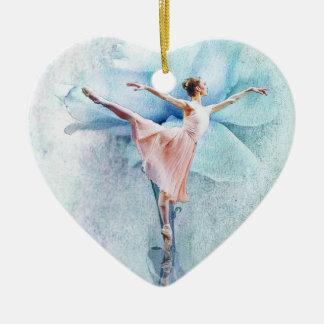 The Ballerina Christmas Ornament