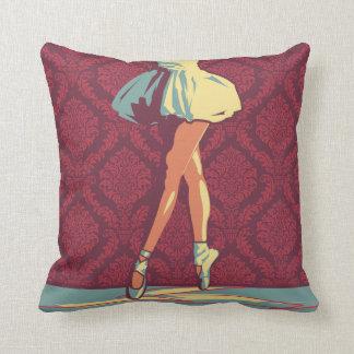 The Ballerina Cushion