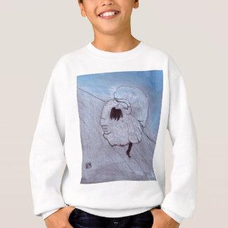 The ballerina sweatshirt