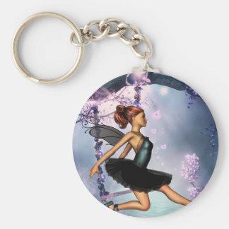 The Ballet Key Chain