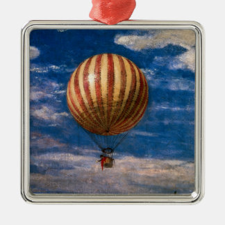 The Balloon, 1878 Christmas Ornament
