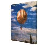 The Balloon, 1878 Gallery Wrapped Canvas