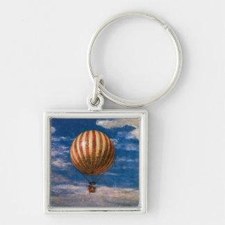 The Balloon, 1878 Key Ring