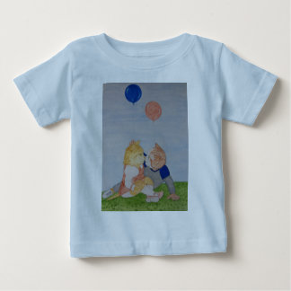 The Balloon Kittens Baby T-Shirt