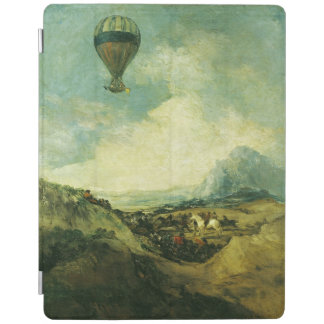 The Balloon or, The Ascent of the Montgolfier iPad Cover