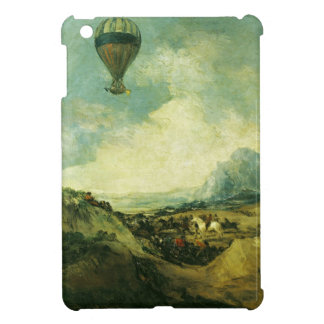 The Balloon or, The Ascent of the Montgolfier iPad Mini Covers