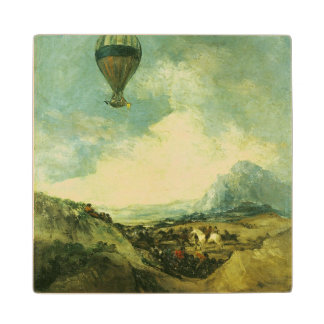 The Balloon or, The Ascent of the Montgolfier Wood Coaster