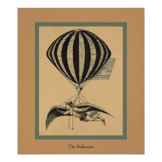 The Balloonist Poster
