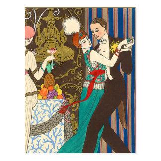 The Ballroom Postcard