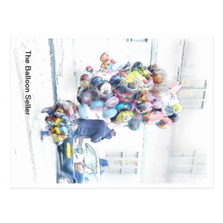 The Baloon seller Postcards