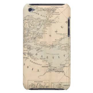 The Baltic Sea iPod Touch Cover