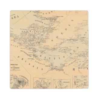 The Baltic Sea Wood Coaster