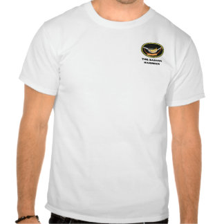 THE BANANA HAMMOCK T-SHIRTS