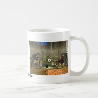 The Band III Basic White Mug