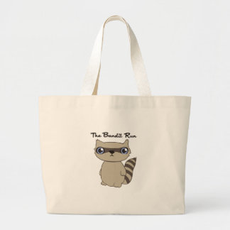The Bandit Run Tote Bag