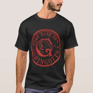 The Bank Of GRINGOTTS™ Logo T-Shirt