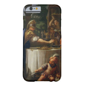 The Banquet of Mark Anthony (83-30 BC) and Cleopat Barely There iPhone 6 Case