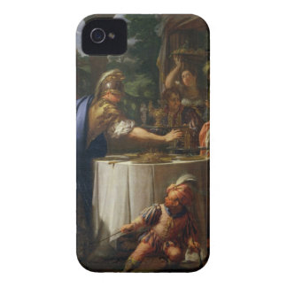 The Banquet of Mark Anthony (83-30 BC) and Cleopat iPhone 4 Case-Mate Case