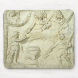 The Banquet of Mithras and the Sun Mouse Mat