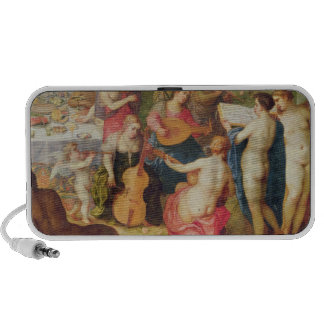 The Banquet of the Gods iPhone Speaker