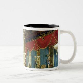 The Banqueting Room, 1815-23 Two-Tone Coffee Mug