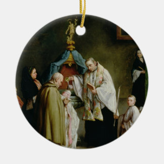 The Baptism Christmas Ornament