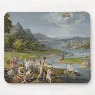 The Baptism of Christ 2 Mouse Mat