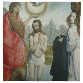 The Baptism of Christ Cloth Napkin