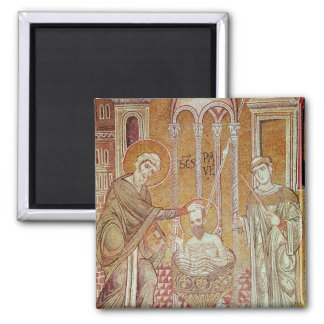 The Baptism of St. Paul By Ananias Magnet