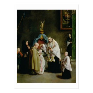 The Baptism Postcard