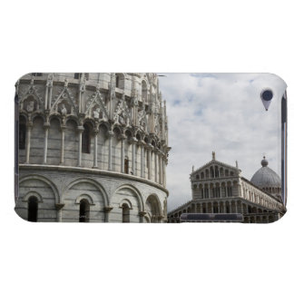 The Baptistery and Duomo in the Piazza iPod Touch Case-Mate Case