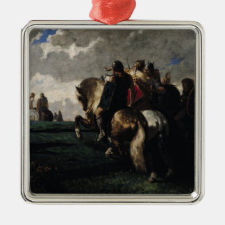 The Barbarians Before Rome Christmas Ornament