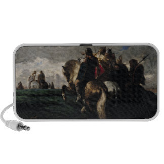 The Barbarians Before Rome iPhone Speaker