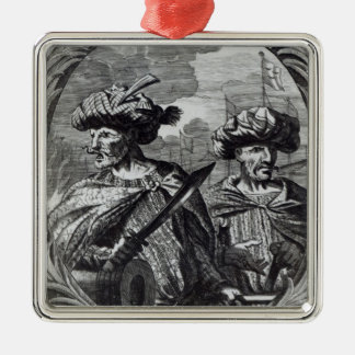 The Barbarossa Brothers Christmas Ornament