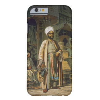 The Barber, from 'Souvenir of Cairo', 1862 (litho) Barely There iPhone 6 Case