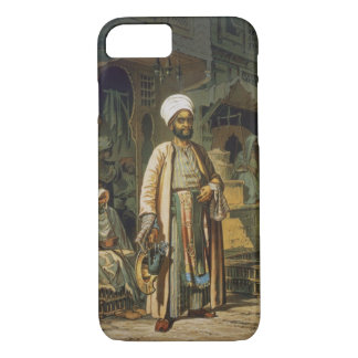 The Barber, from 'Souvenir of Cairo', 1862 (litho) iPhone 8/7 Case