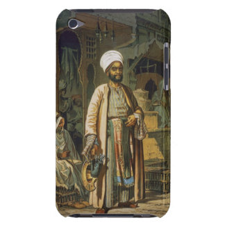 The Barber, from 'Souvenir of Cairo', 1862 (litho) iPod Touch Cover