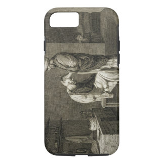 The Barber, from Volume II Arts and Trades of 'Des iPhone 7 Case