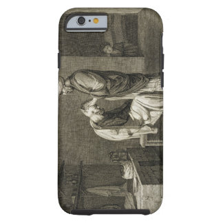The Barber, from Volume II Arts and Trades of 'Des Tough iPhone 6 Case