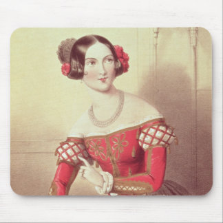 The Barber of Seville Mousepad