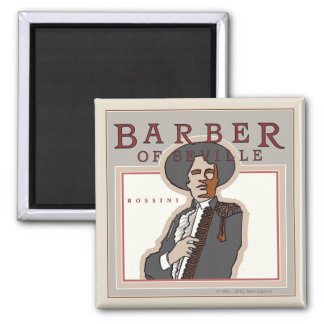The Barber of Seville! Opera Magnet