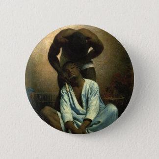 The Barber of Suez 6 Cm Round Badge