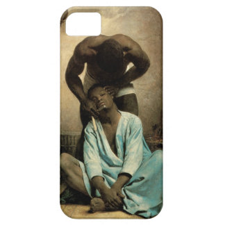 The Barber of Suez iPhone 5 Cases